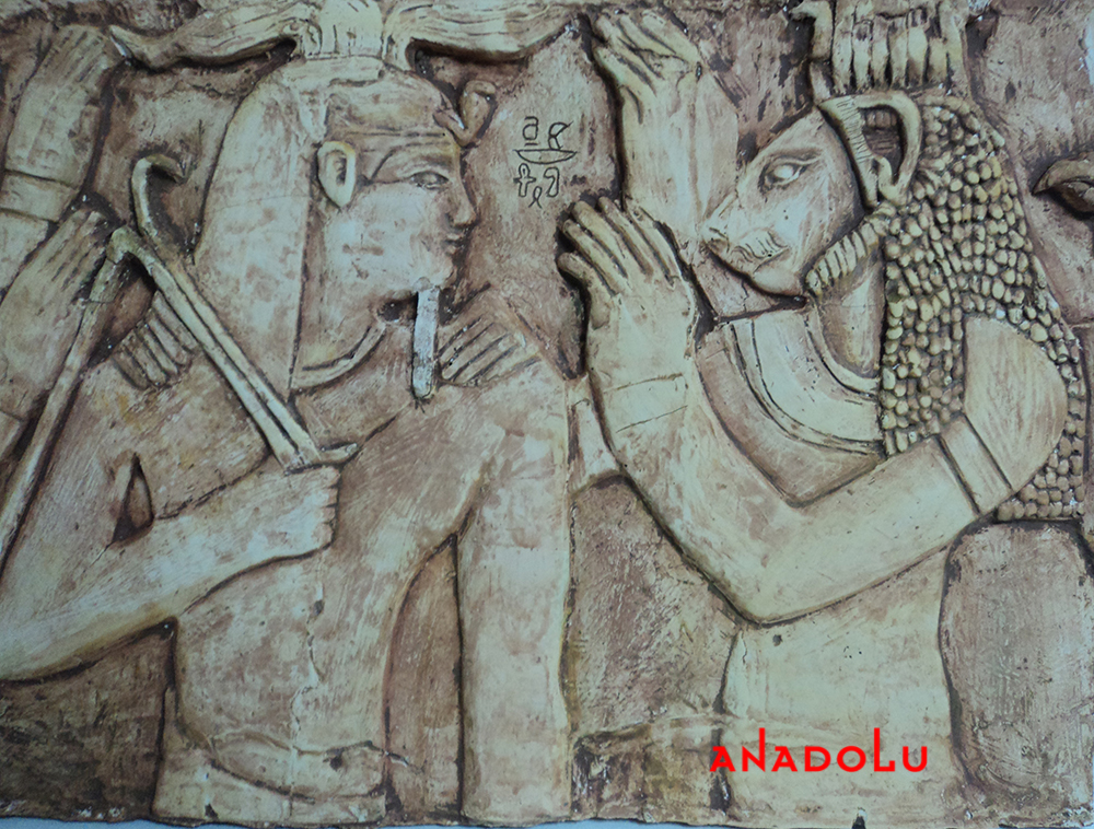 Antik çağ Rölyefleri Yapımı Bursa