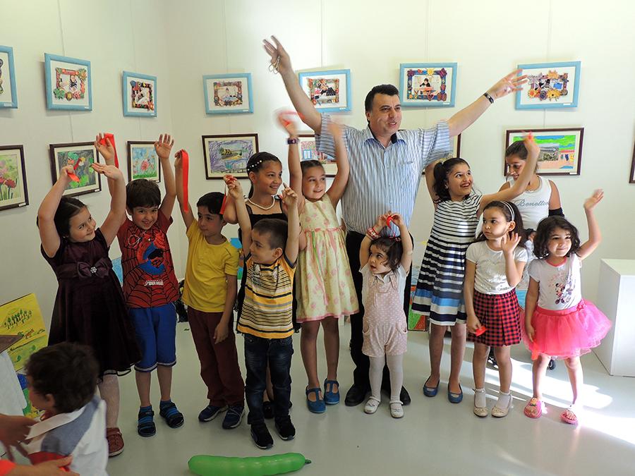 Çocuk Sergileri Bursa