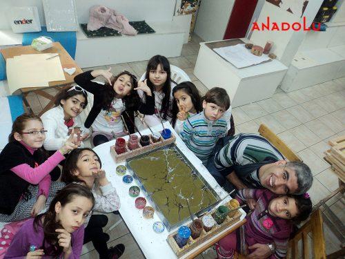 Çocuklar İçin Sanat Eğitimi Bursa