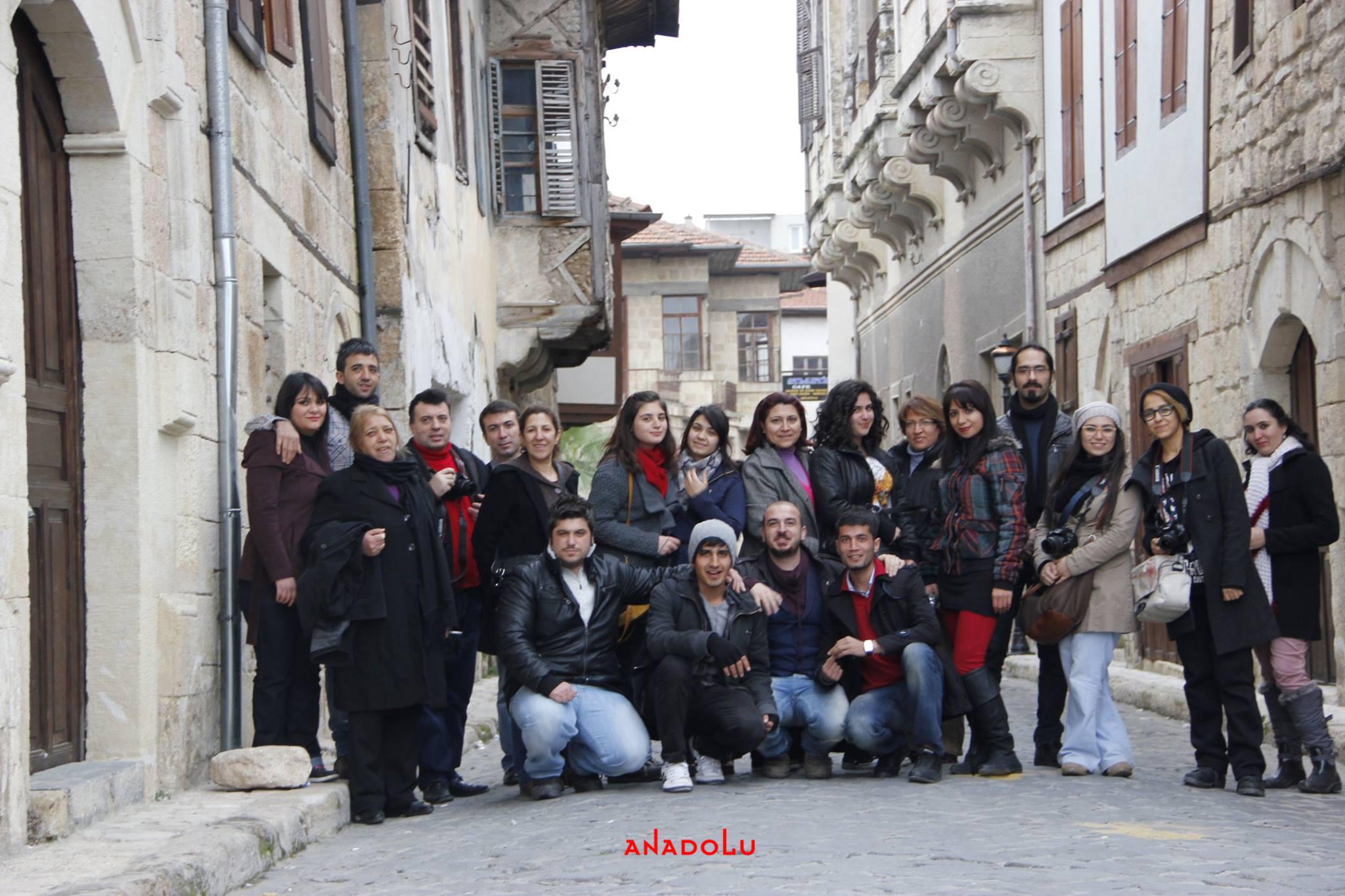 Anadolu Güzel Sanatlar Fotoğraf Gezileri Bursa