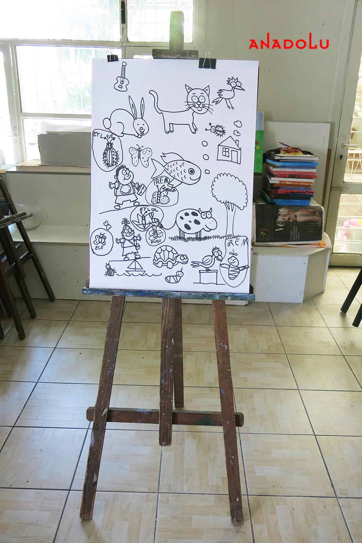 Çocuklar İçin Karikatür Örnekleri Bursa