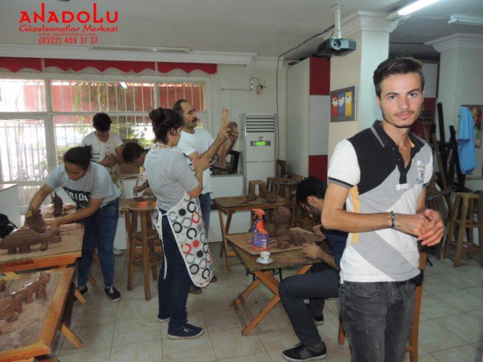 Heykel Grup Dersleri Kilden Tasarımlar Bursa