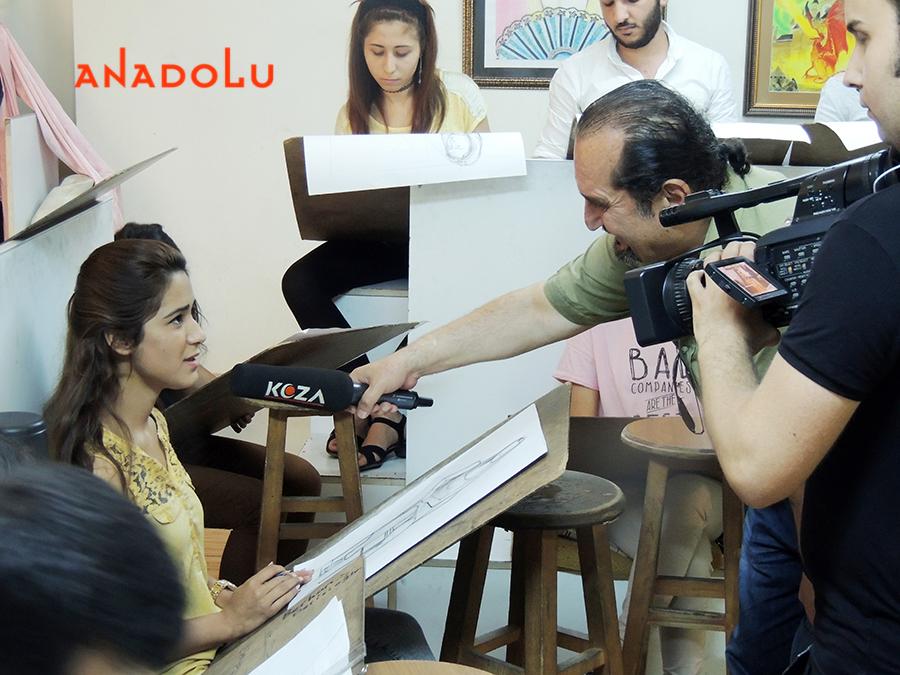 Güzel sanatlar Öğrencileri İle Röportajlar Bursa