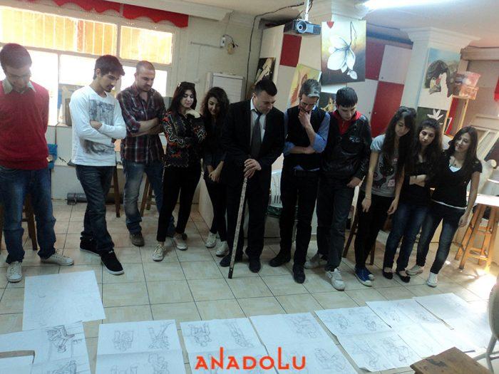 Sanat Eğitimi Bursa