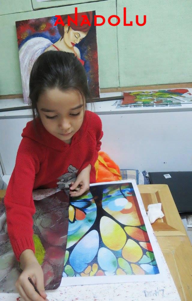 Bursada Çocuklara Yönelik Resim Atölyeleri