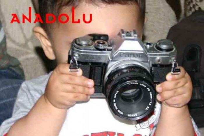 Fotoğraf Çeken Bebek Bursa