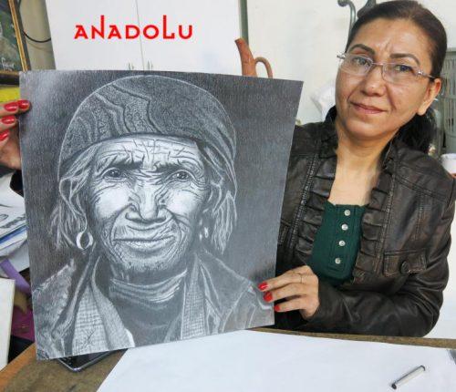 Hobi Karakalem Çizimi Bursa