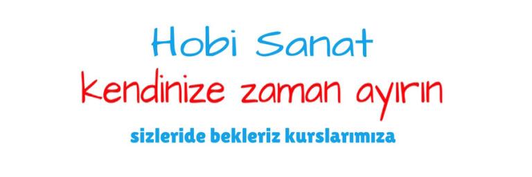 Hobi Sanat Grupları Bursa