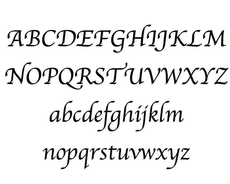 Kaligrafi Örnekleri Bursa