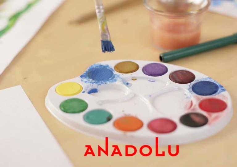 Sulu Boya Çizim Eğitimleri Bursa