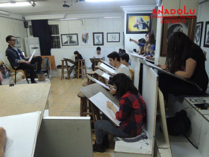 Anadolu Çizim Dersleri Bursa